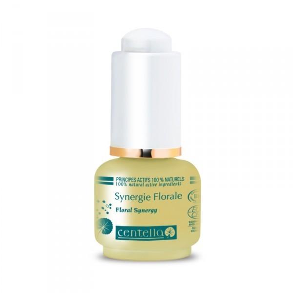 Serum Olie Floral Synergie gevoelige huid Bio Centella